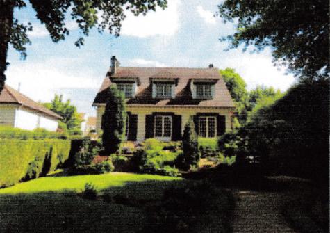 Maison bourgeoise sur île privée – Meulan (78) – #3