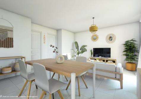 Appartement T3 – Le Haillan (33) – #5